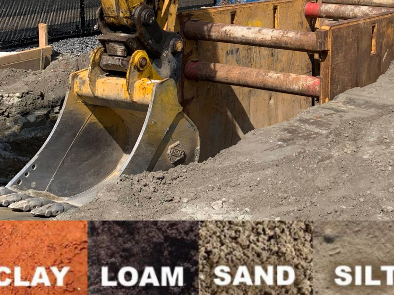 Get An Overview Of Soil Classifications & Learn More About Soil Excavation